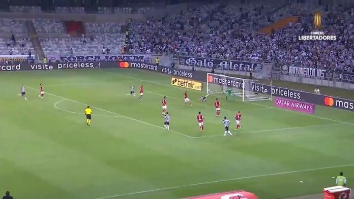 Atletico Mineiron Matias Zaracho / Pallomeri.net