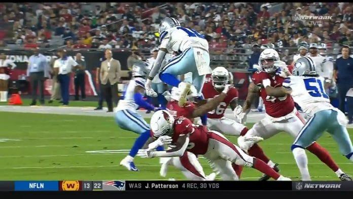 Reggie Davis Dallas Cowboys / Pallomeri.net