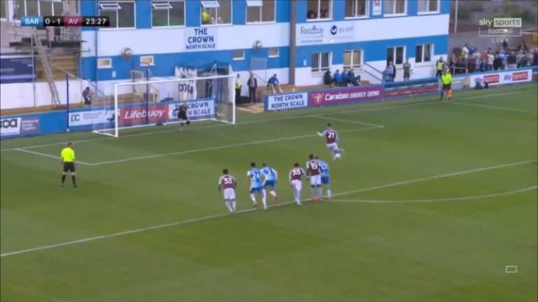 Video: Härski pilkku Englannin liigacupissa – Aston Villan Anwar El Ghazi neppasi todella ylimielisen panenkan