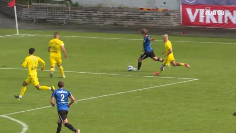 Video: Petteri Forsell palasi Veikkausliigaan ryminällä – alusti Interin molemmat maalit namusyötöillä