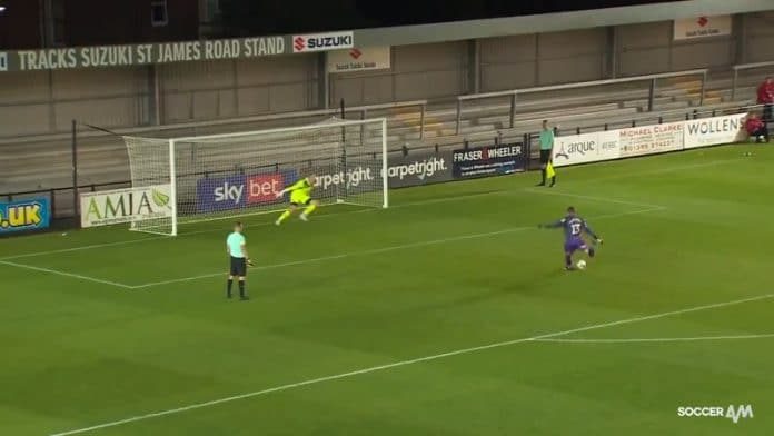 David Stockdale Wycombe Wanderers / Pallomeri.net