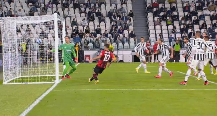 Juventus AC Milan Serie A - Pallomeri.net