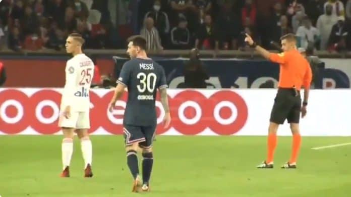 Leo Messi PSG - pallomeri.net