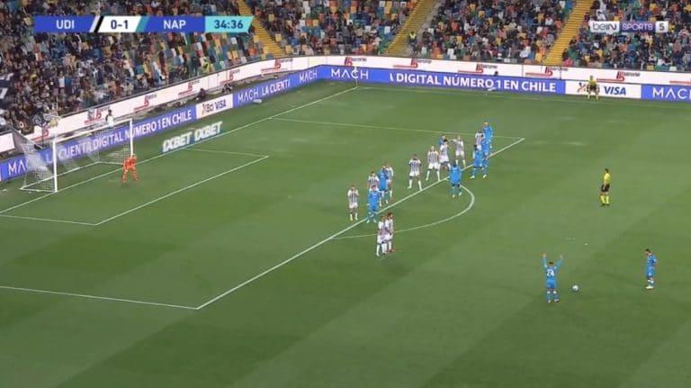Video: Napoli osui häikäisevän vaparikuvion päätteeksi Serie A:ssa