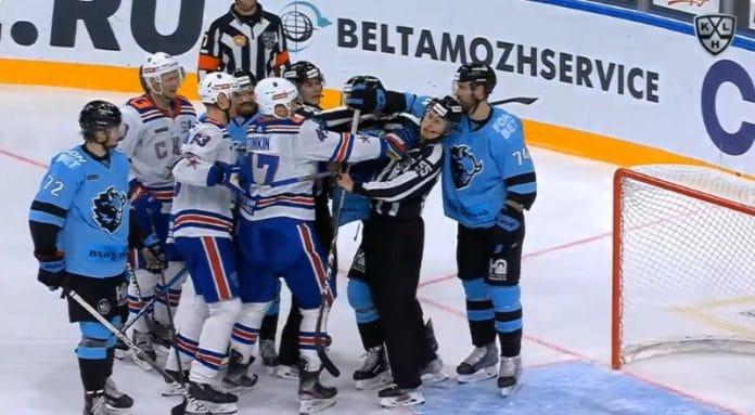 SKA Jevgeni Timkin KHL ulosajo - pallomeri.net