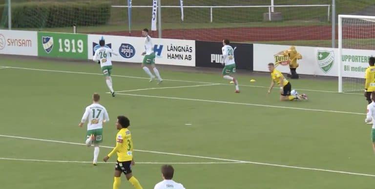 Video: IFK Mariehamnin Vahid Hambo järjettömässä iskussa – painoi hattutempun 9 minuutissa