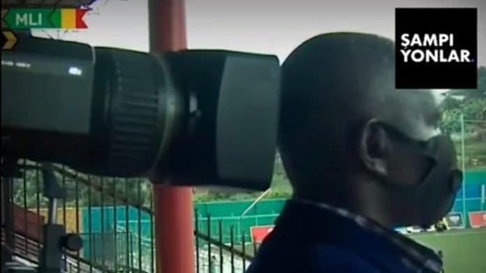 Afrikan jalkapalloliiton edustaja / Pallomeri.net
