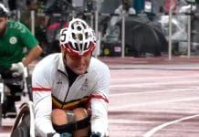 Peter Genyn ratakelauksen kultamitali / Pallomeri.net