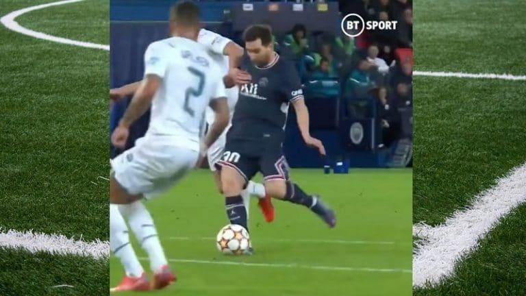 Video: Lionel Messi avasi maalihanansa PSG-paidassa tyylillä – komea tykki aivan yläpesään