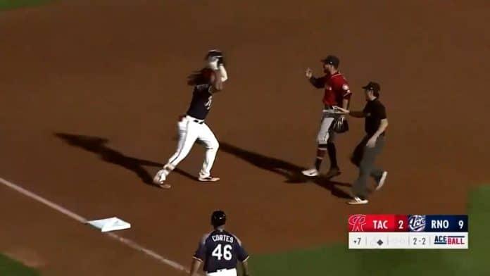 MLB-lupaus Hnery Ramos / Pallomeri.net