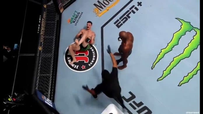 Khalil Rountree UFC / Pallomeri.net