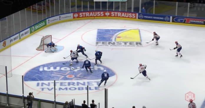 Frölunda HIFK live stream CHL - pallomeri.net