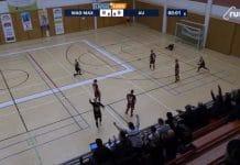 Futsal-liigan historian nopein maali Mad Max Justus Kunnas - Pallomeri.net