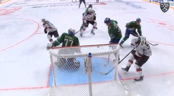 Juha Metsola KHL Salavat Ufa - Pallomeri.net