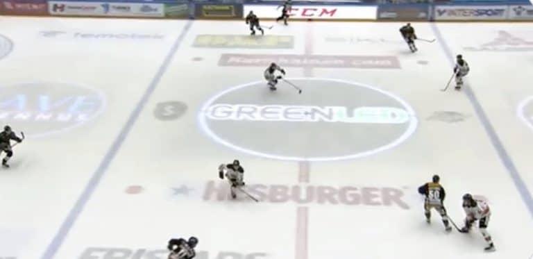 Video: Juhamatti Aaltonen sai uskomattoman jäähyn – HPK-pakki huitaisi itse oman mailansa katki