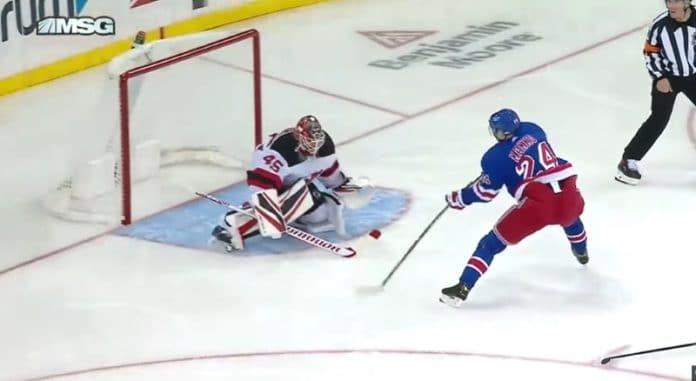 Kaapo Kakko New York Rangers NHL - pallomeri.net