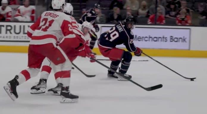 Patrik Laine Columbus Blue Jackets NHL - pallomeri.net