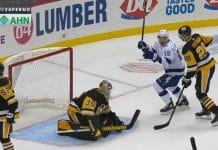 Tampa Bay Lightning Pittsburgh Penguins NHL - pallomeri.net
