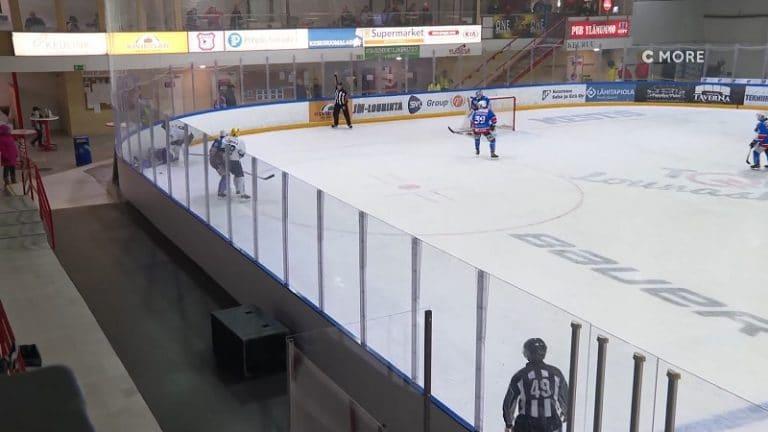 Video: Kiekko-Espoon kapteenille tuomittiin kahden ottelun pelikielto – työnsi vastustajan ilkeästi päin laitaa