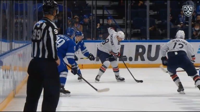 Video: Dynamo-tähti Vadim Shipachyov rottaili KHL:ssä – ruma isku vastustajan säkeille